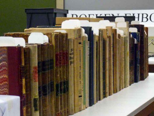 EHBO voor historische boeken