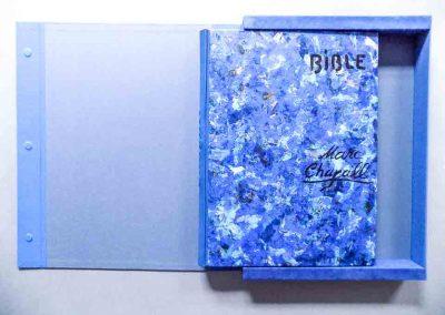 Restauratie van Chagall bijbel